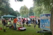 Streetsoccer-Turnier in Schwerte Ost